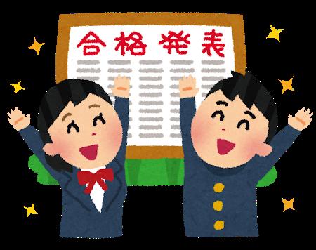 【福井】2021年度入試もほぼ終了【進学塾ダーウィン】
